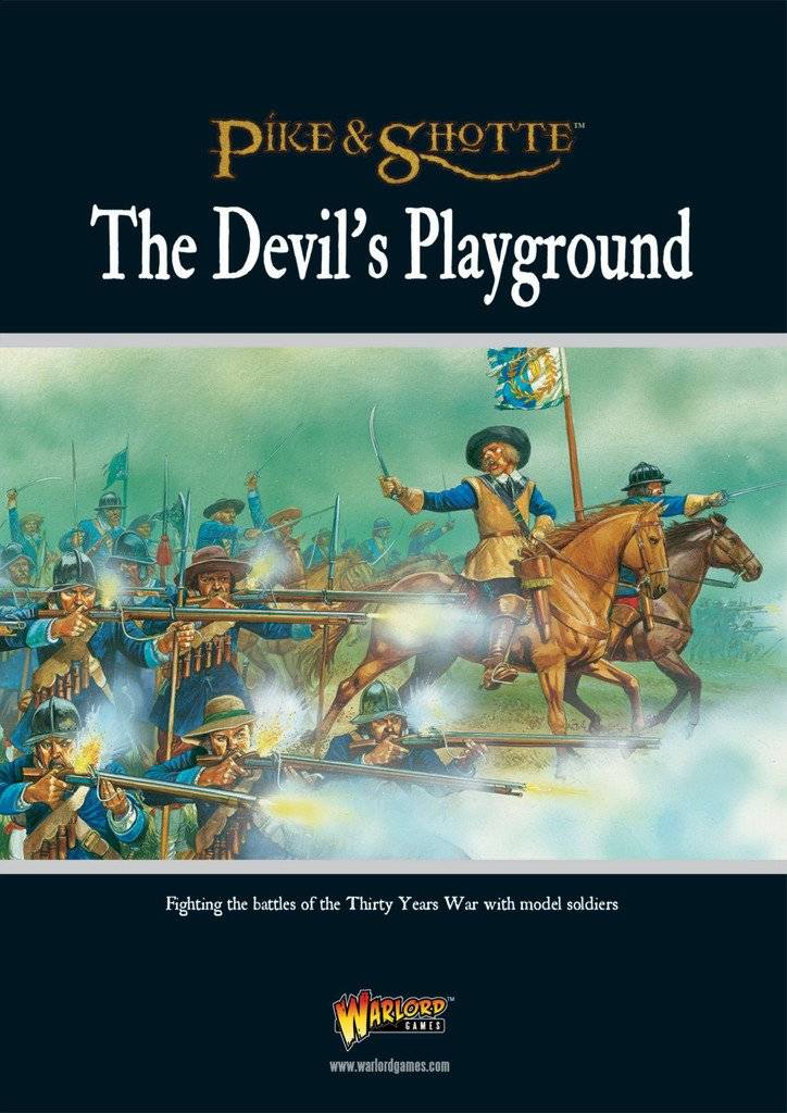 PS - The devil's playground rulebook