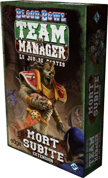 Blood Bowl Team Manager : Mort Subite