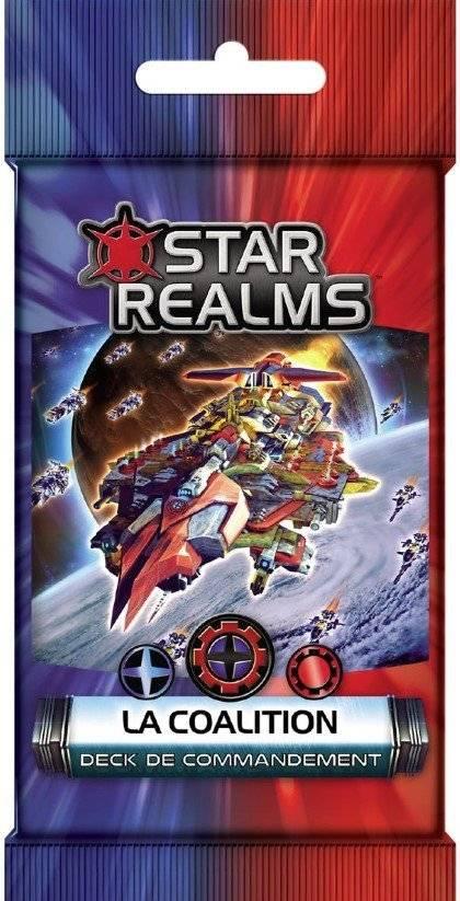 Star Realms - commandement - La Coalition