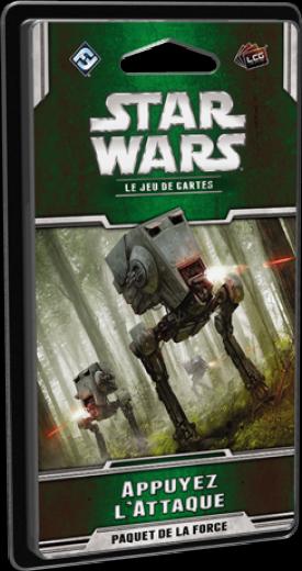 Appuyez l'attaque (Star Wars JCE)