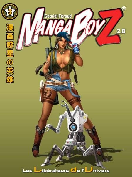 MangaBoyz 3.0 - La chute du géant mauve