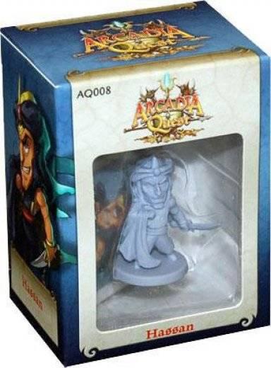 Arcadia Quest – Hassan