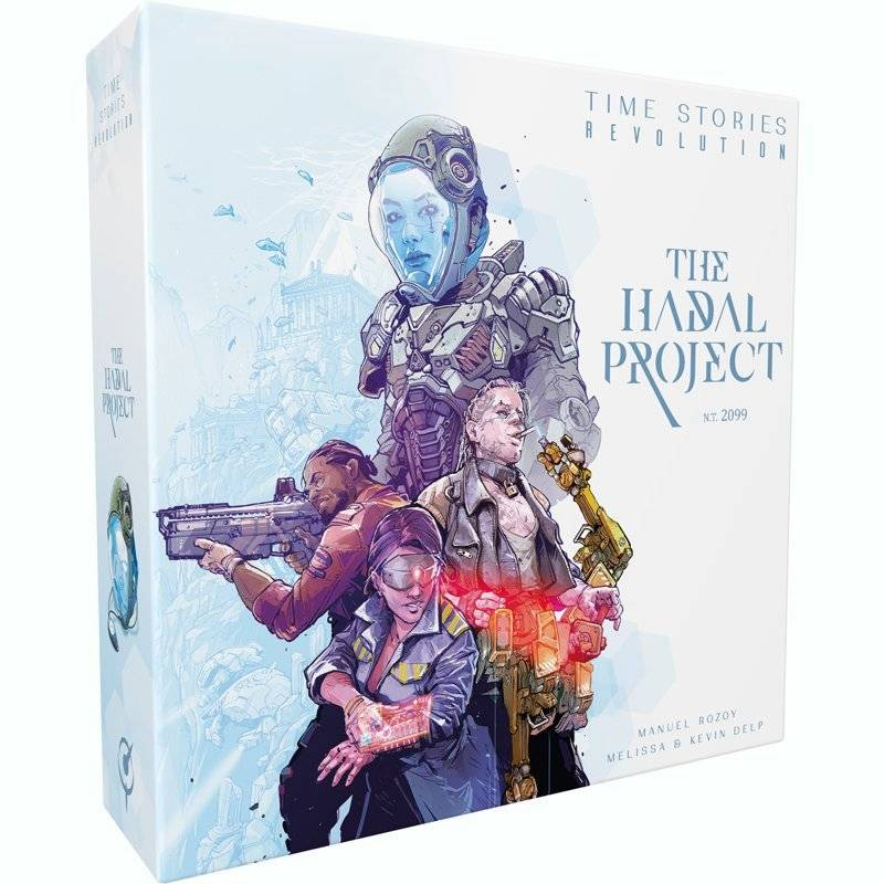 Time Stories Révolution - The Hadal Projet