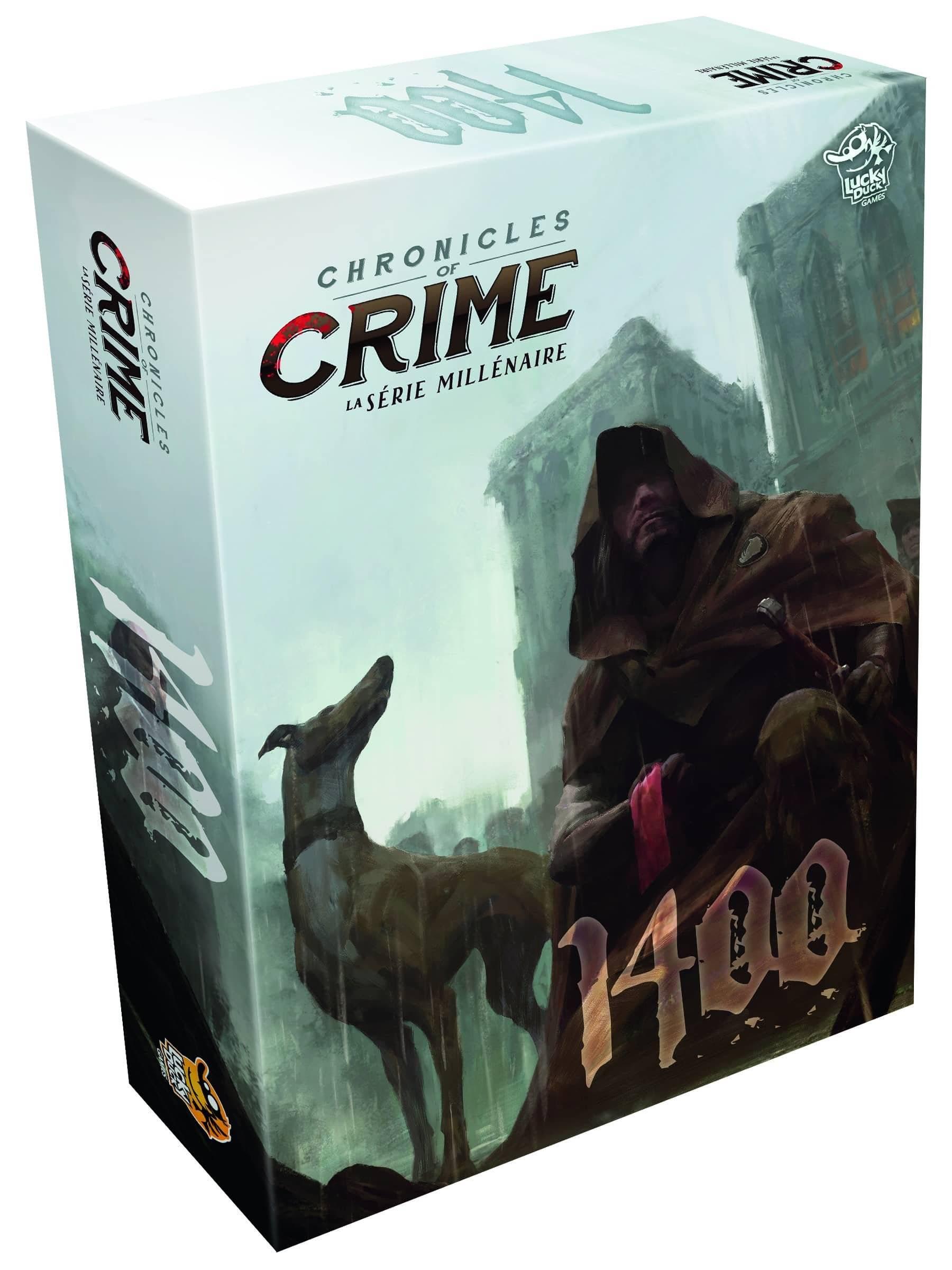 Chronicles of Crime - la série millénaire 1400