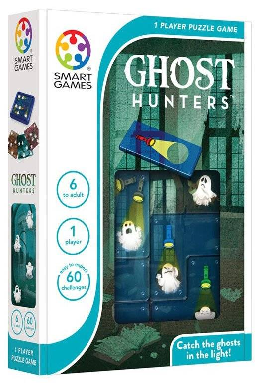 Ghost Hunters - Smart games