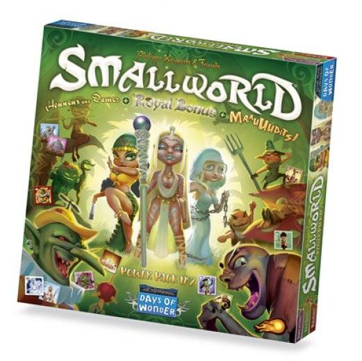 Smallworld : Power pack 2