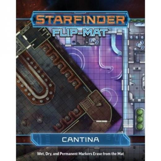 Starfinder Flip-Mat Voies lactées de base