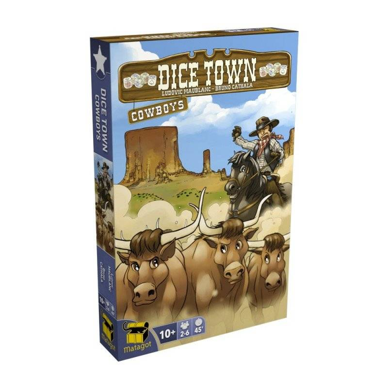 Dice Town : Cowboys (Extension)