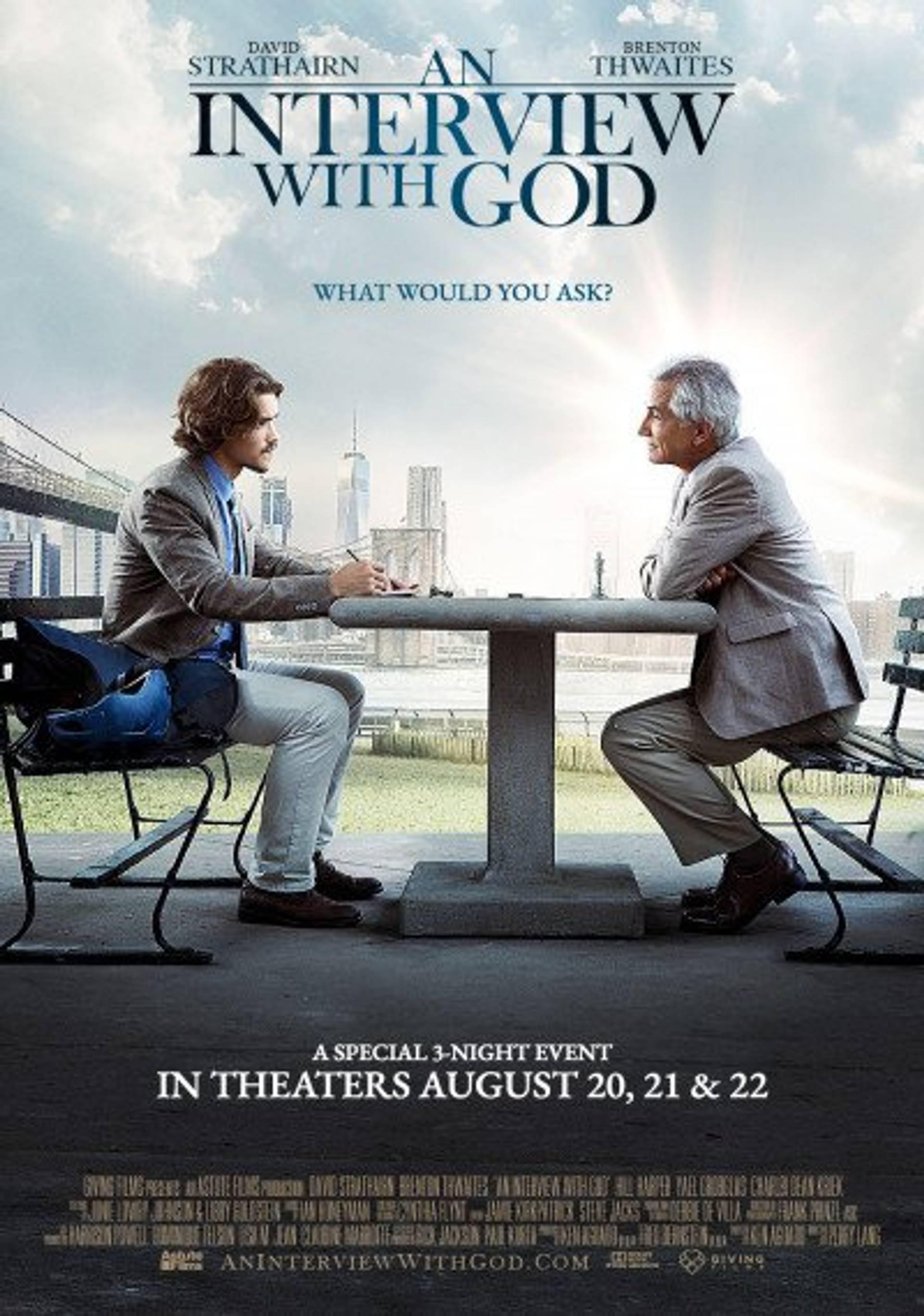 Un Interview avec Dieu