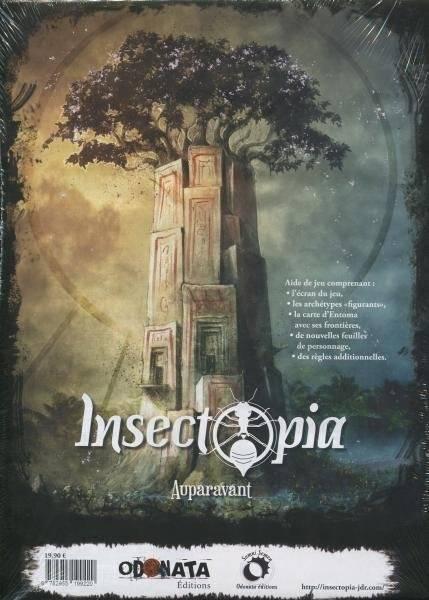 Insectopia : Auparavant (L'écran de Jeu)