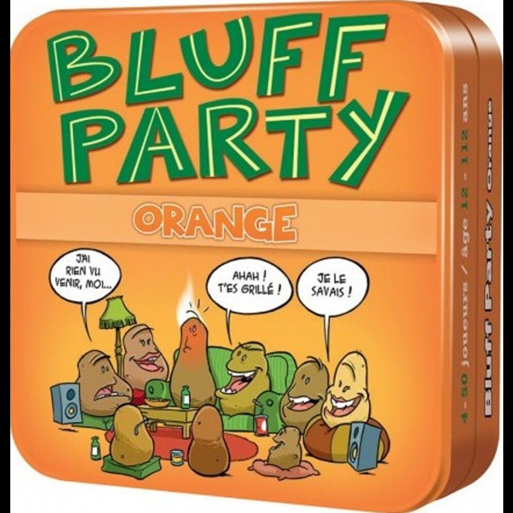 Bluff Party 2 (orange)