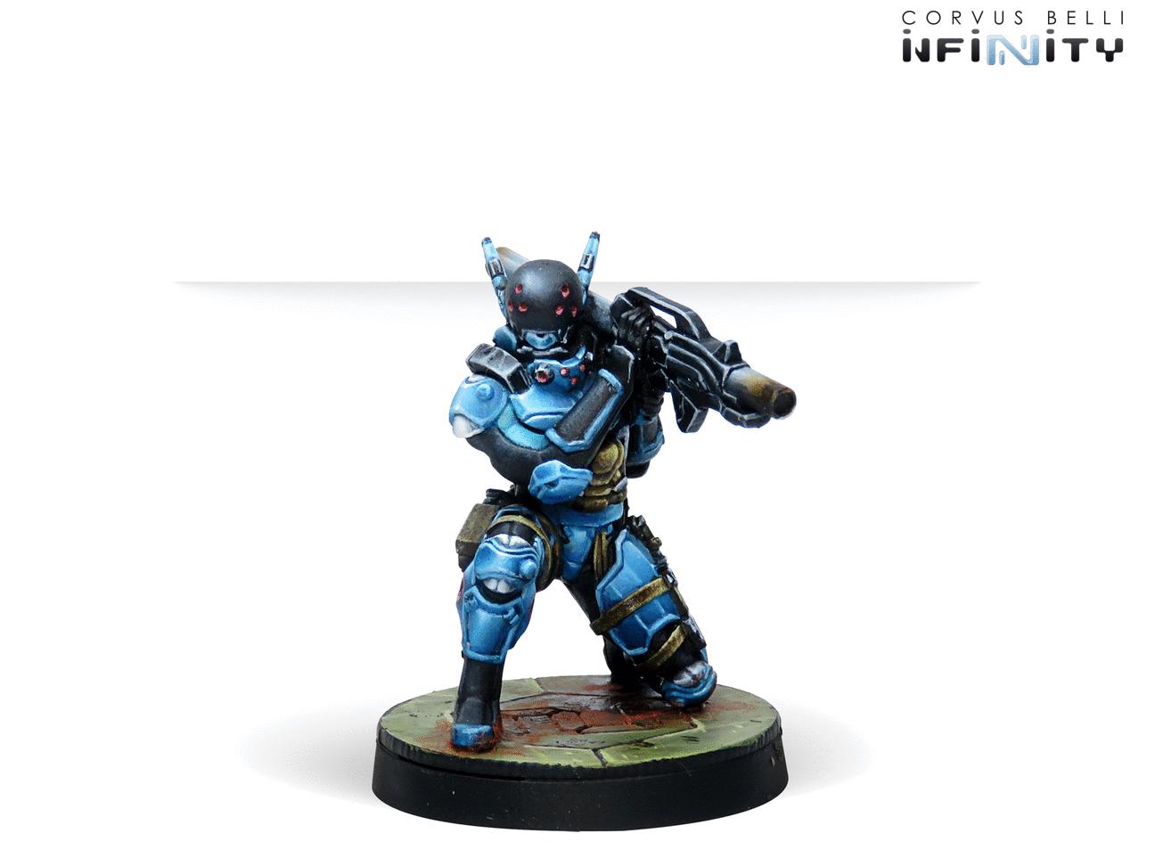 Inf - Panoceania - Echo bravo fast intervention unit