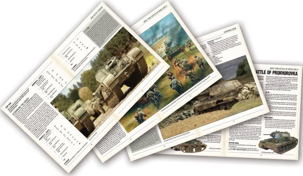 BA - Tank war rulebook