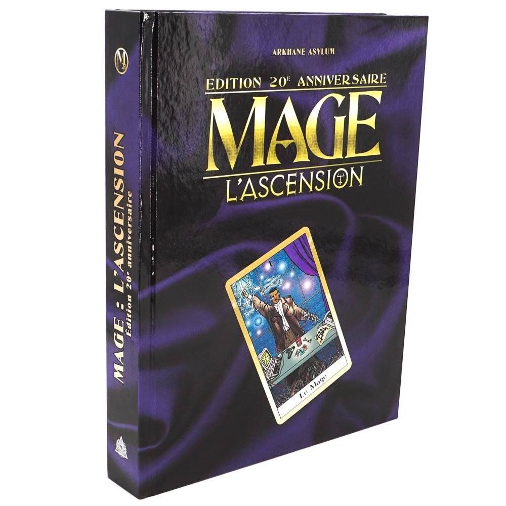 Mage l'ascension, édition 20ème anniversaire