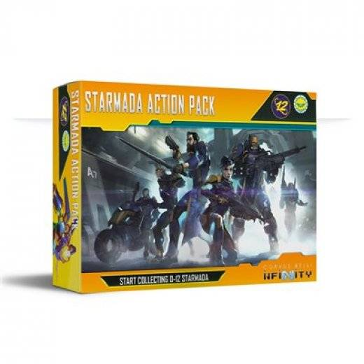 INF - Starmada action pack