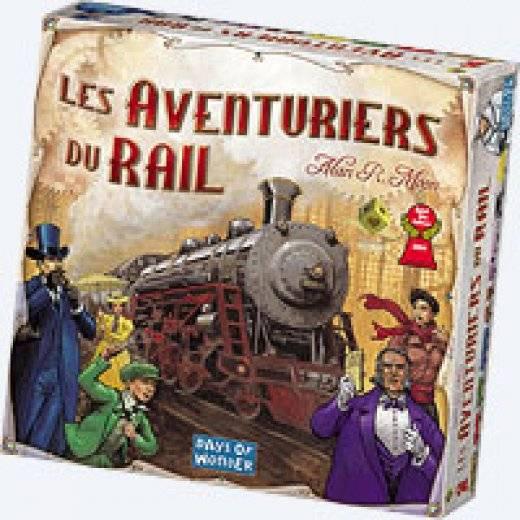 Les Aventuriers du Rail : USA