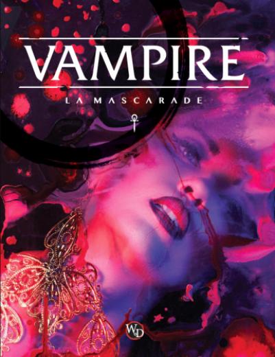 Vampire la mascarade 5ème édition