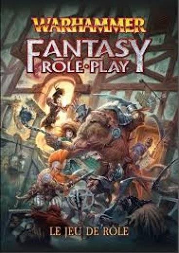 Warhammer fantasy JDR 4ème édition (fr)