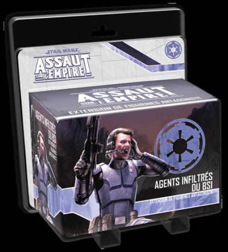 Agents infiltrés du BSI (SW Assaut sur l'empire)