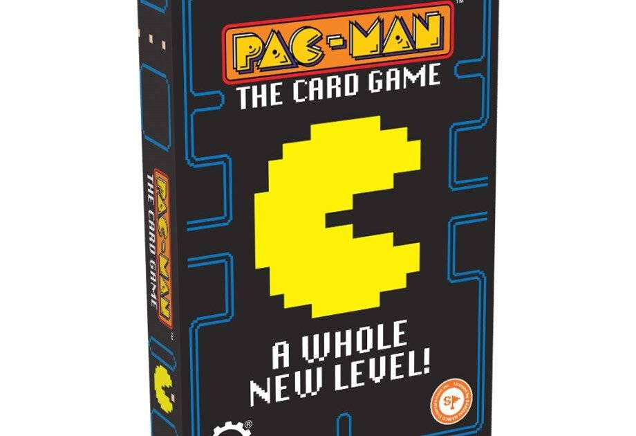 Pac-Man - The card game -