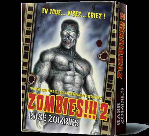 Zombies !!! 2 Base Zombie