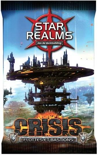 Star Realms - Crisis - Flottes & Bastions