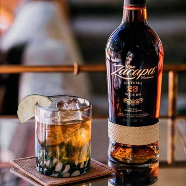 Rum Zacapa 23 years 40%
