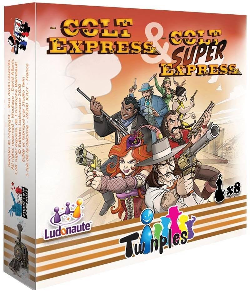 Twinples - Colt Express/Colt Super Express