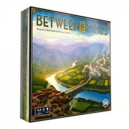 Between 2 cities (DE)
