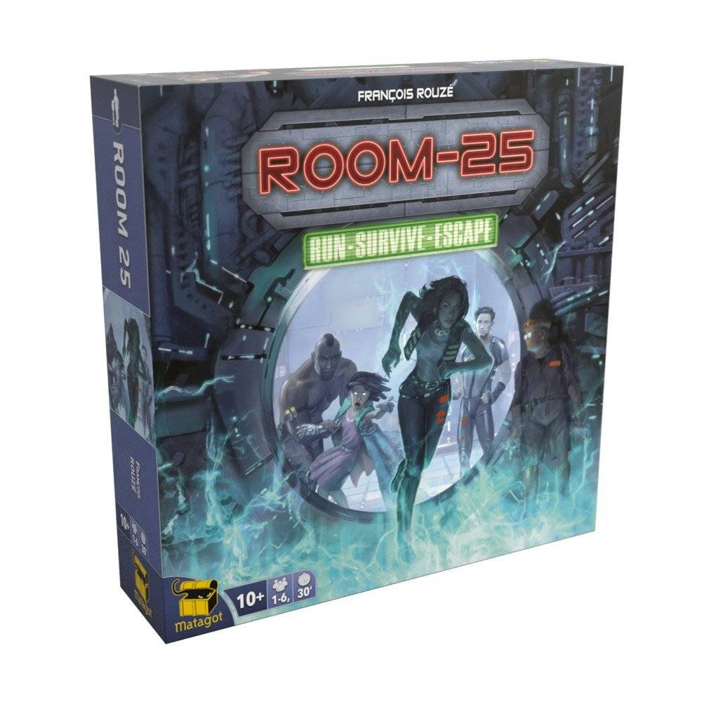 Room 25 : Saison 1