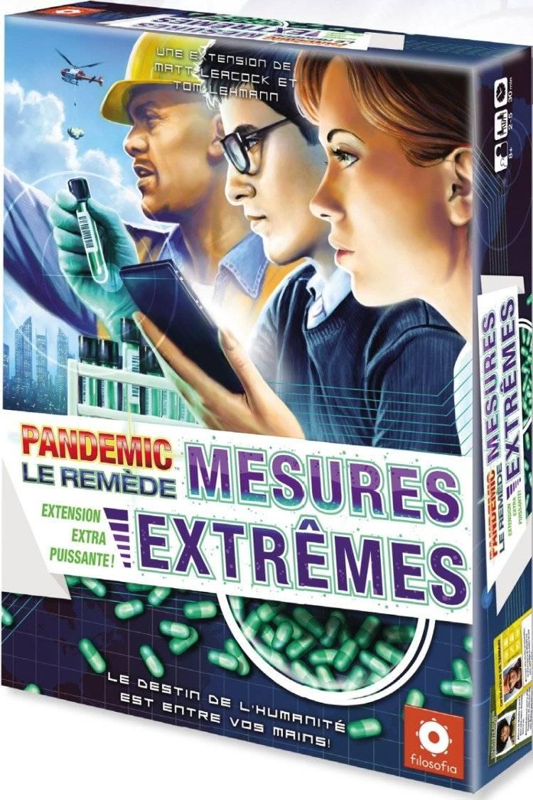 Pandemic le remède : Mesures extrêmes