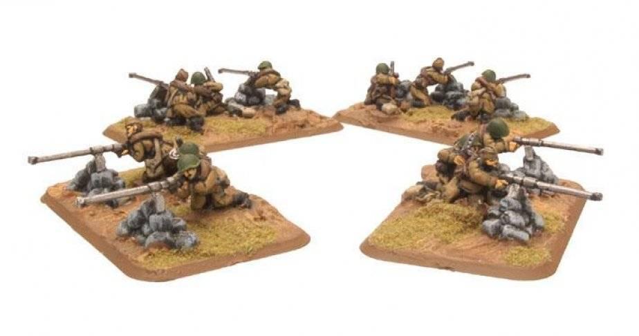 FoW - URSS  - Anti-tank Rifle Platoon