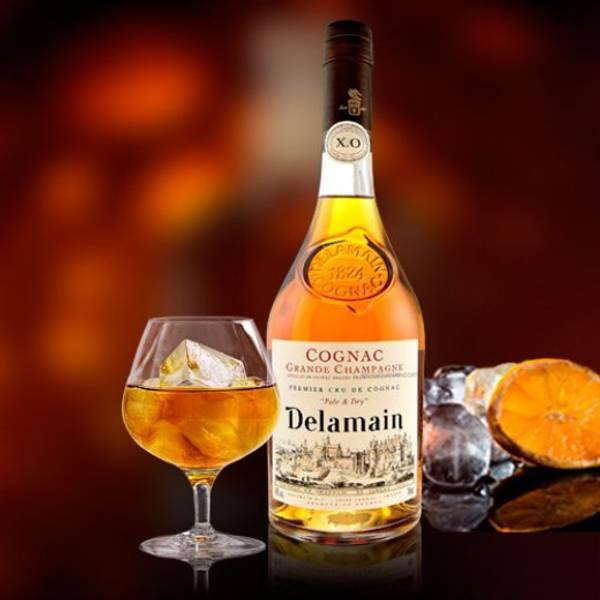 Cognac Delamain Pale Dry XO