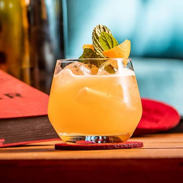 Bourbon Nemo Cocktail