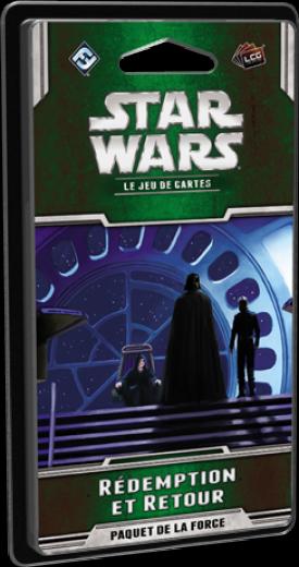 Rédemption et Retour (Star Wars JCE)