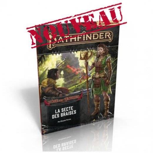 Pathfinder Seconde édition : L'âge des cendres 2 : La Secte des Braises