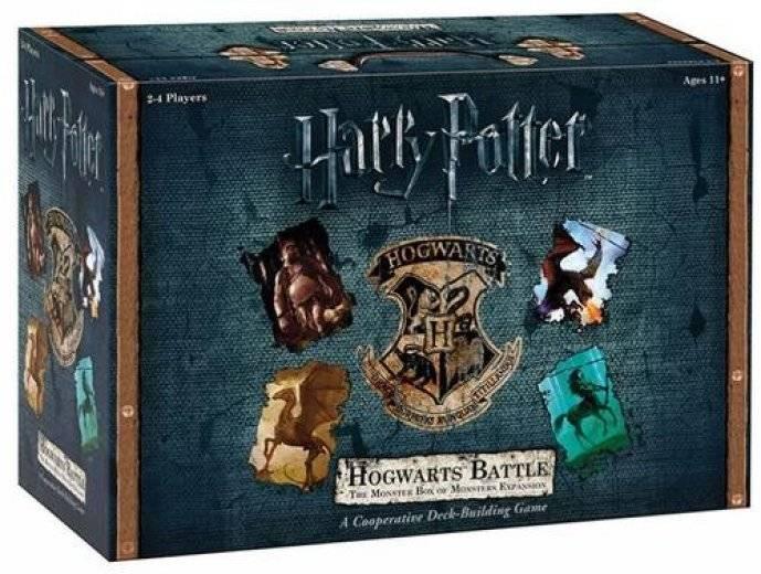 Harry Potter : Bataille à Poudlard : La monstrueuse boîte des monstres (Extension)