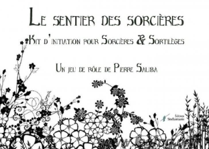 Sorcières & sortilèges : Kit d'initiation Le sentier des Sorcières