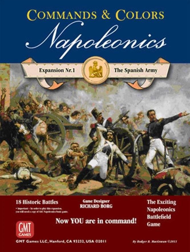 Commands & Colors Napoleonics : The Spanish Army