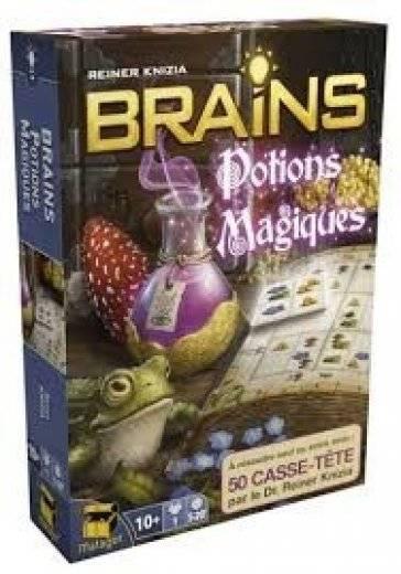 Brains : Potions magiques