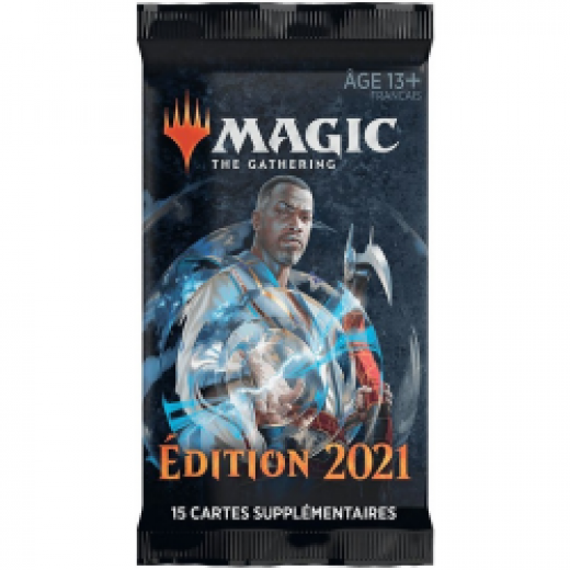 Magic - édition 2021 booster