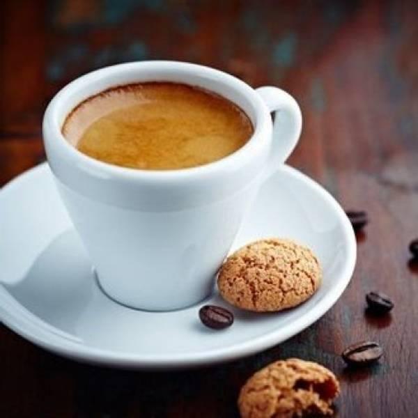 Doppelte Espresso