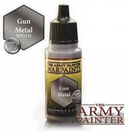 AP - gun metal
