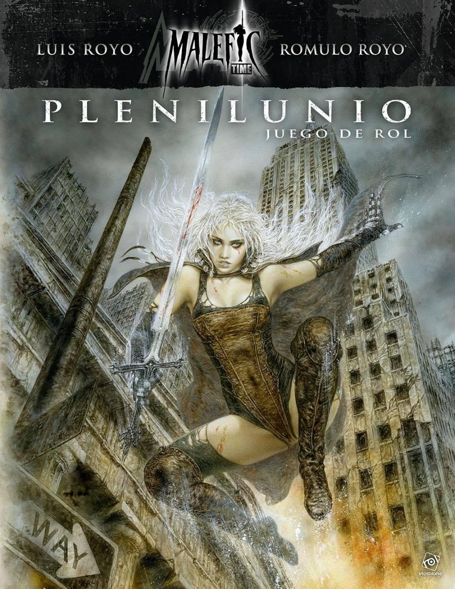 Plenilunio (livre de base)