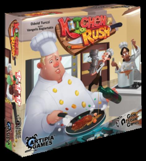 Kitchen Rush (VF)