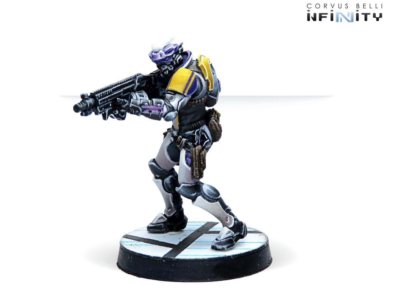 Inf - Aleph - Arjuna unit