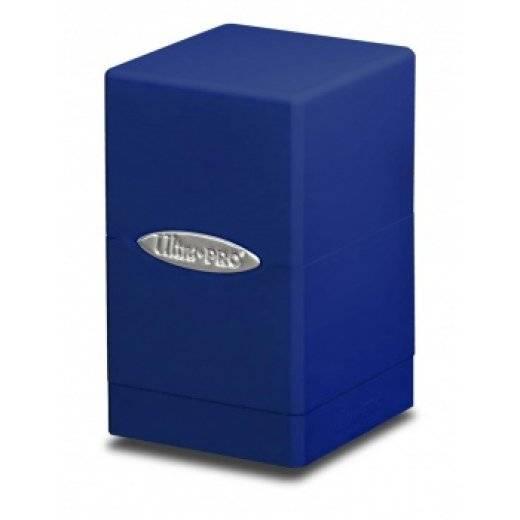Deck Box Bleu - Satin Tower
