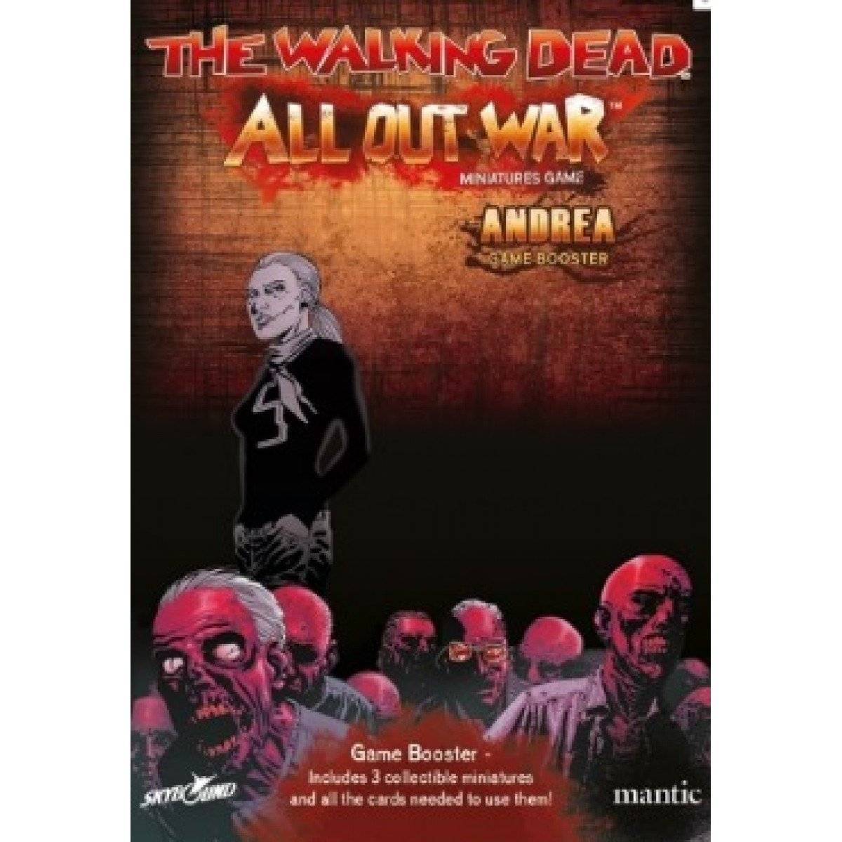 The Walking Dead: All Out War – Andrea Booster