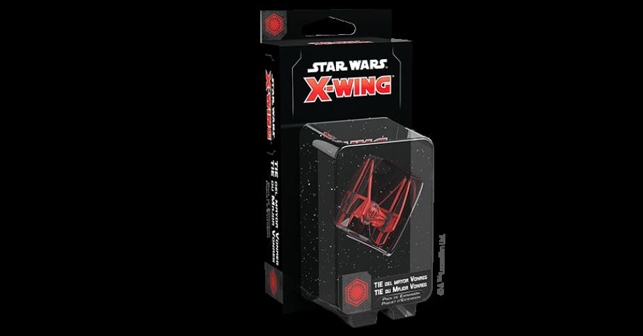 X-Wing 2.0 : Tie Du Major Vonreg