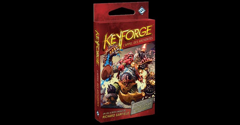 Keyforge Deck : L'appel des Archontes